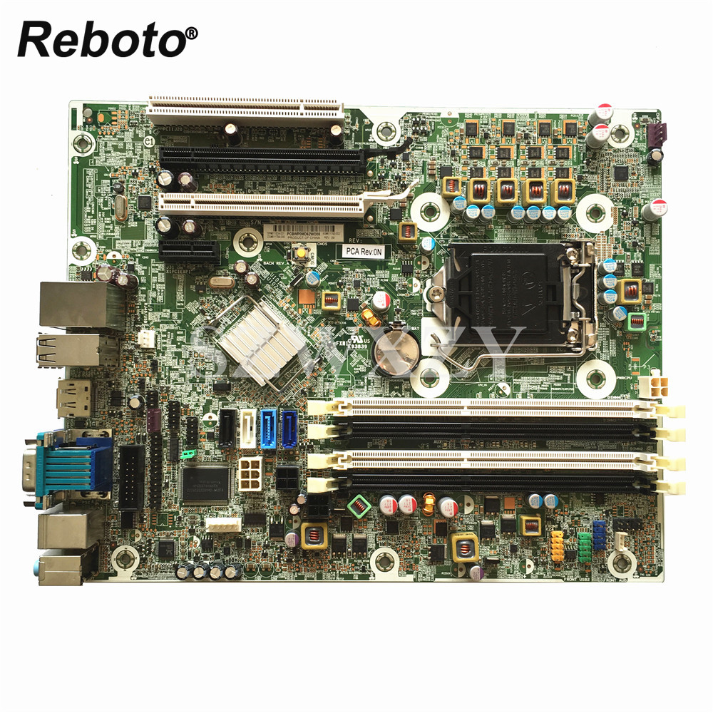 For HP 8200 611834 001 611793 001 Desktop Motherboard System Board Q67 DDR3 S1155 Full Tested