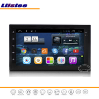 Liislee For SAAB 9 3 2002~2005 Stereo Radio DVD Player GPS Map Navi Navigation / 7 HD Capacitive Screen Central Control System