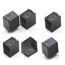 T73 relay 10A 12V normally open small electromagnetic relay automobile relay quadruped relay цена