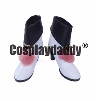 THE iDOLM@STER Cinderella Girls Miyamoto Frederica Cosplay High Heel Shoes Boots S008