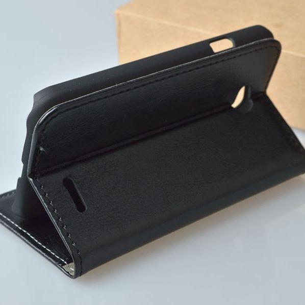 339 78 руб  |Оригинал J & R Флип Бумажник кожаный чехол для LG L70 D325  крышка с банковской