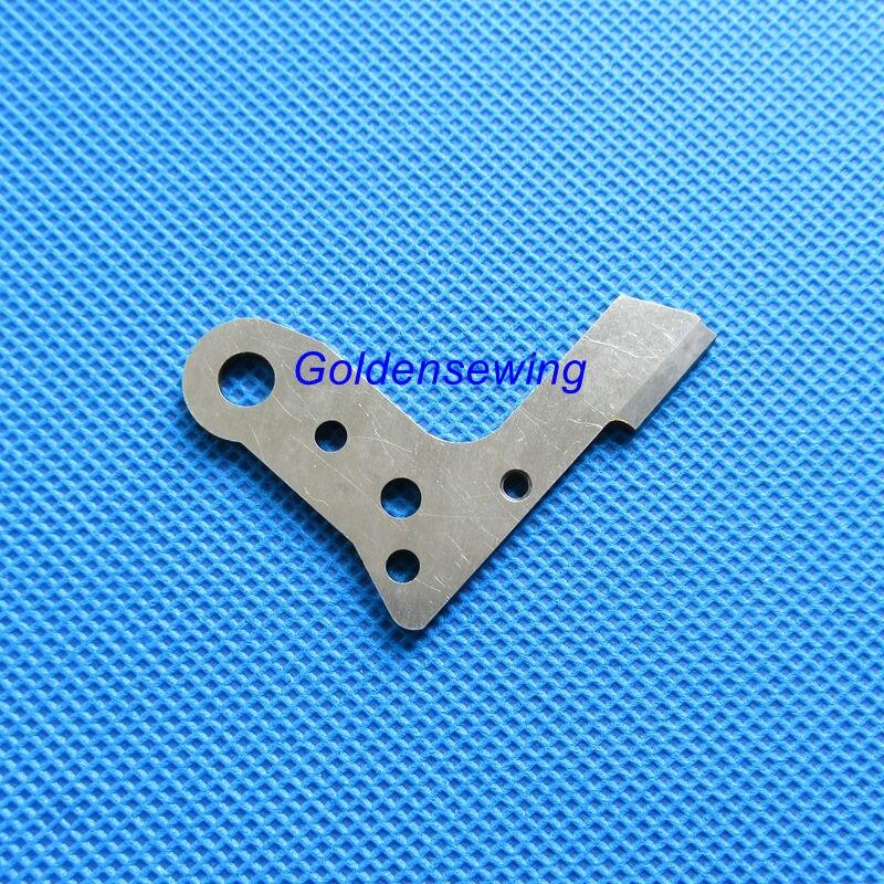 Messersatz Overlockmesser Set für Pfaff Hobbylock 4842 Messerset