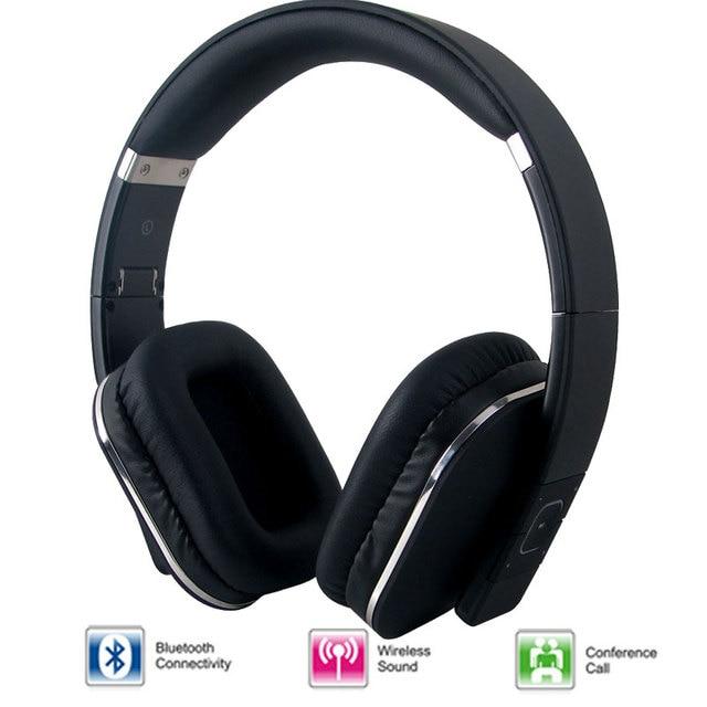 High quality wireless earphone bluetooth headphone APTX handfree headband earphones noise cancelling headphones for mobile phone