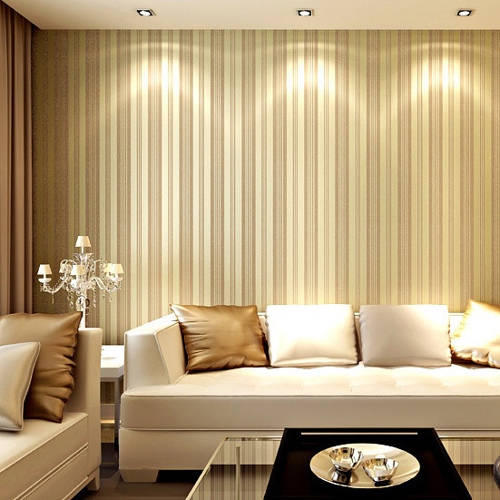 gold wallpaper living room non woven wallpaper modern minimalist sprinkle gold 12864
