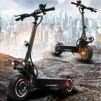 60V3200W Leistungsstarke Elektrische Roller 80 KM/H Off-Road-Skateboard Longboard Erwachsene Elektrische Roller Faltbare Professionelle e Roller