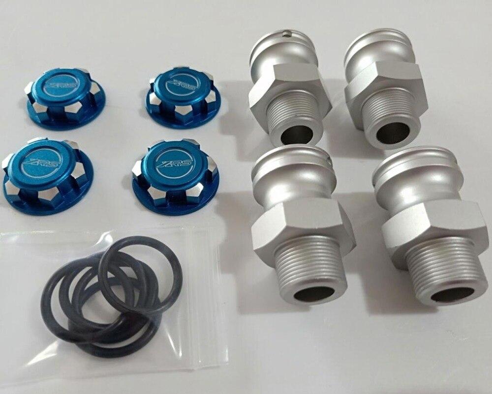 24mm Extended Adapter Wheel Nut for 1 7 CEN RACING CEN Reeper Monster Rc Car Truck