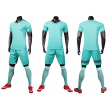 New short-sleeved game football sportswear suit training suit suit running sports suit customizable clothing various old football jerseys matching suit football training suit blank customizable sportswear suit