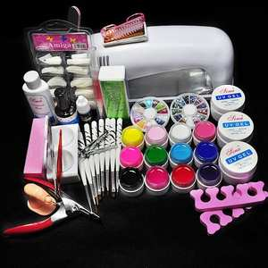 best nail kit with lamp 9w list