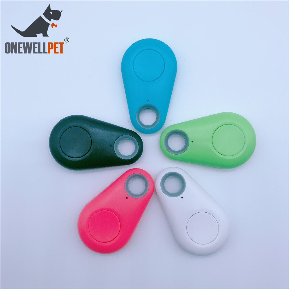 New Pet Tracker Intelligent Decompression Bluetooth Anti-loss Supplies Key Button Dog Equipment