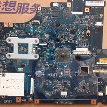 HOLYTIME материнская плата для ноутбука lenovo G565 Z565 LA-5754P(без интерфейса HD) с 4 видеочипами неинтегрированная видеокарта