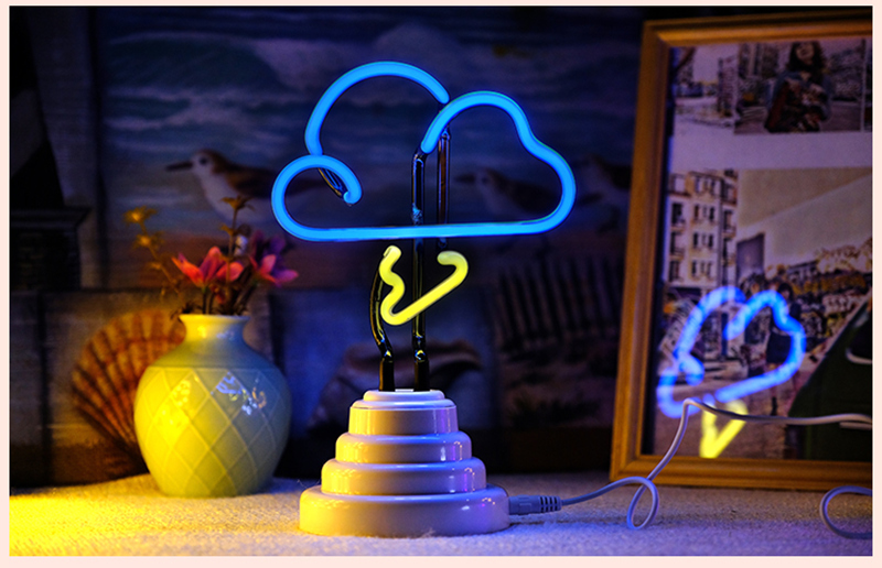Cloud Lightning Neon Lamp