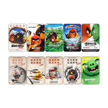 seasonstorm 10 pcs/lot Angry Birds Anime Movie Poster Collectibles