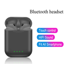 Smart touch wireless bluetooth headset sport running earplug TWS 5.0 sports PK i9s i10 i12