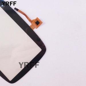 Image 3 - 5 GPS Touch Screen Glas Für TomTom GO500 GO5000 GEHEN 500 GEHEN 5000 Touchscreen Digitizer Panel Glas Sensoren reparatur 3 M Kleber Wischen