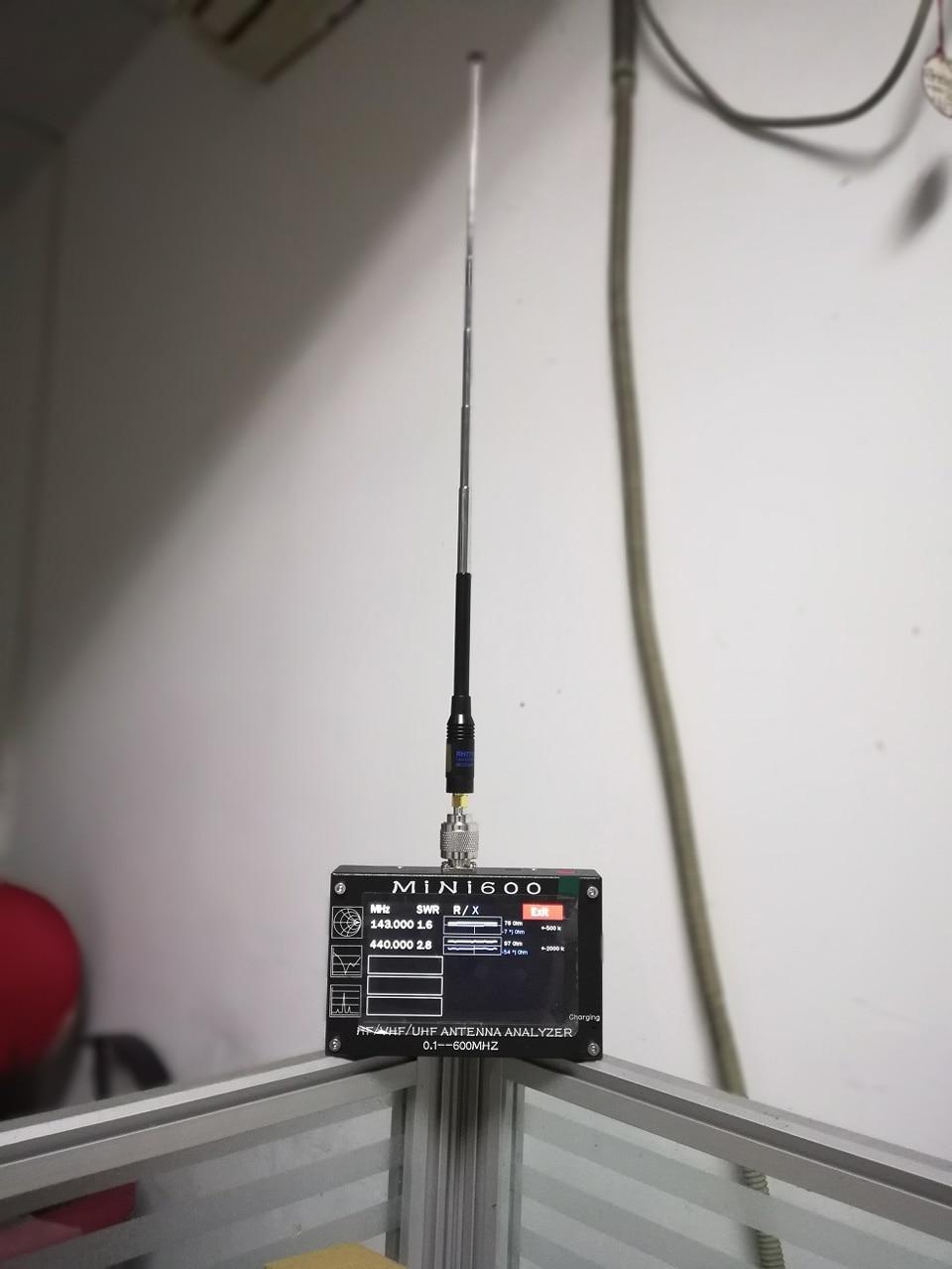 0.1-600MHZ HF VHF UHF SWR 5 do