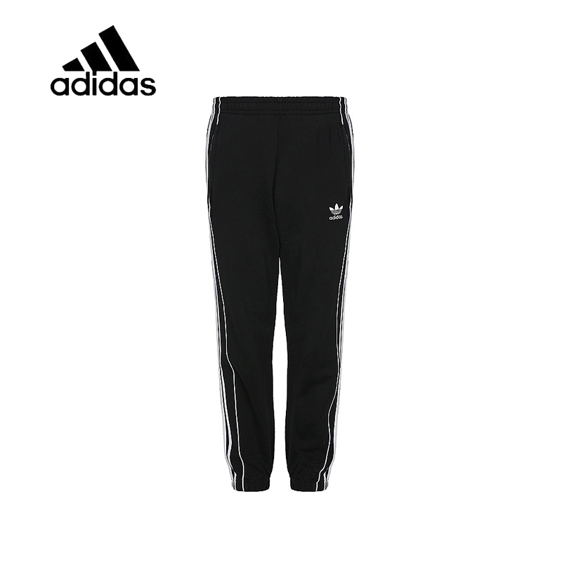 Original New Arrival Official Adidas PIPE SWEATPANT Men's Pants Leisure Sportswear Breathable Quick Dry original new arrival official adidas women s jacket breathable stand collar leisure sportswear