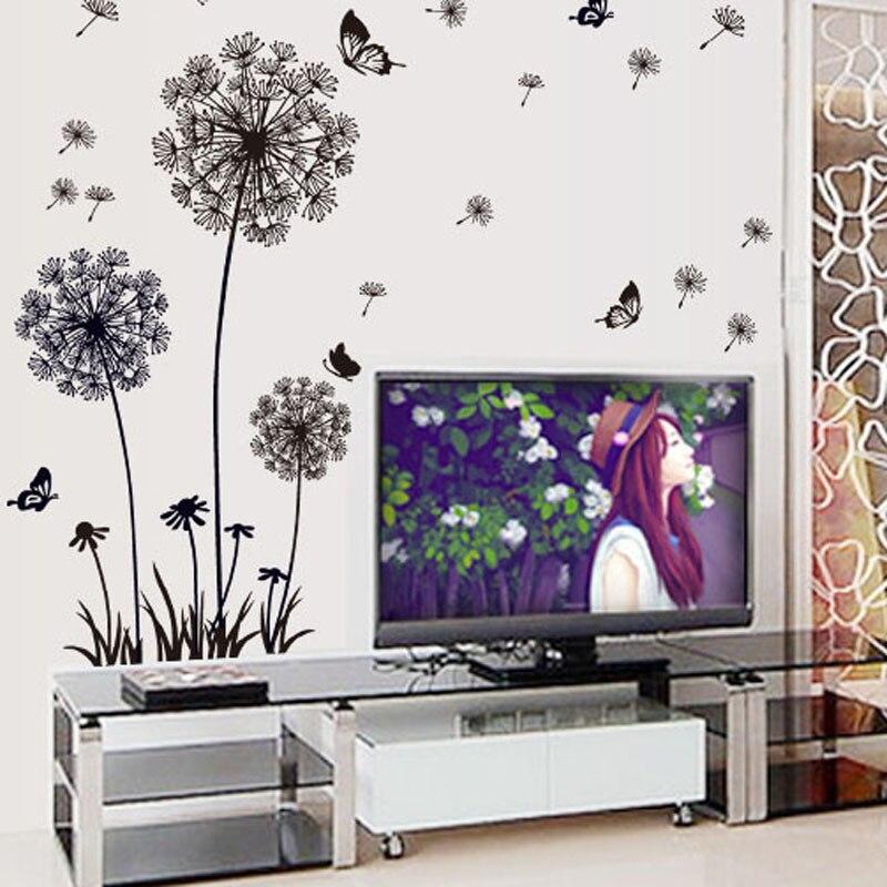 Buy 2017 Creative Dandelion Butterfly