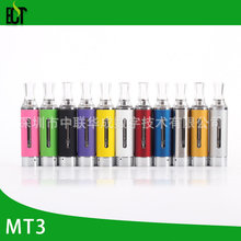 100pcs/lot evod MT3 atomizer electronic cigarette cigarro eletronico Vaporizer smoking Cartomizer 1.6ml e-cigarette