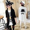 Children's clothing child girls set 2016 autumn 3 piece set child 100% cotton set child little girl clothing sets