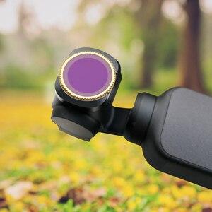 Image 3 - osmo pocket filters osmo pocket accessories dji osmo pocket filter ND CPL filters kit for dji pocket ND PL ND4 8 16 32 UV