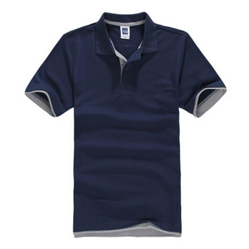 Summer Brand Classic   Polo   Shirt Men Casual Camisa   Polo   Men Cotton Short Sleeve   Polo   Shirt Men Jerseys GolfTennis Plus Size 3XL
