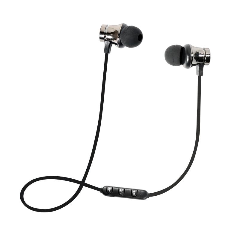 Auriculares inalámbricos Bluetooth auricular Fone de ouvido Bluetooth auricular para teléfono banda para el cuello Auriculares