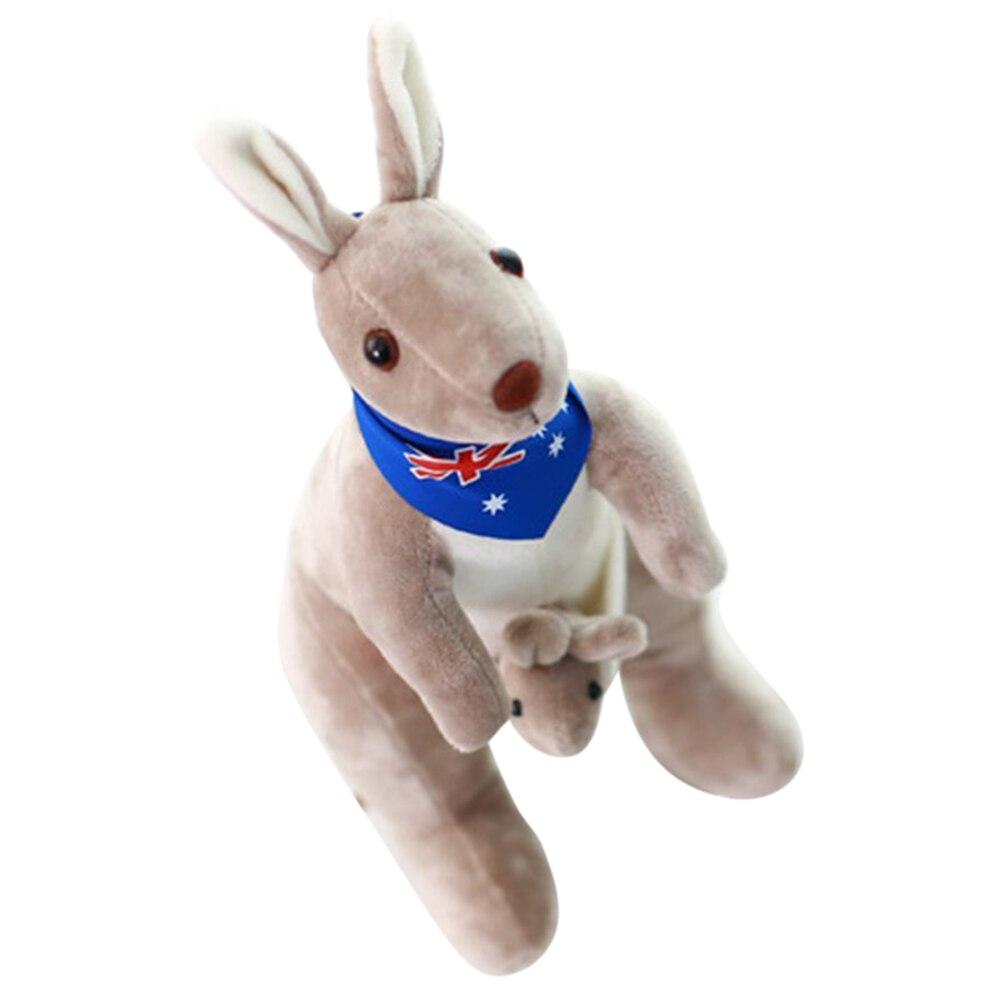 Sweet Kangaroo Stuffed Animal რბილი - პლუშები სათამაშოები - ფოტო 3