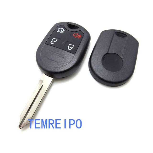 Uncut Replacement Car Key For Ford Car Remote Control Key Shell