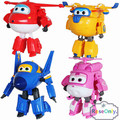 New Arrival 15CM Super Wings Toys Mini Planes Transformation robot Action Figures Toys For Christmas gift/50