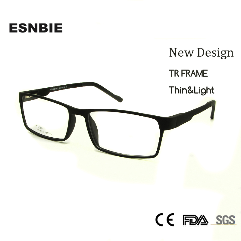 SKY&SEA OPTICAL Rectangular Nerd Glasses Woman Men TR90 Light Weight oculos de grau Prescription Eyewear Frames in Clear Lens