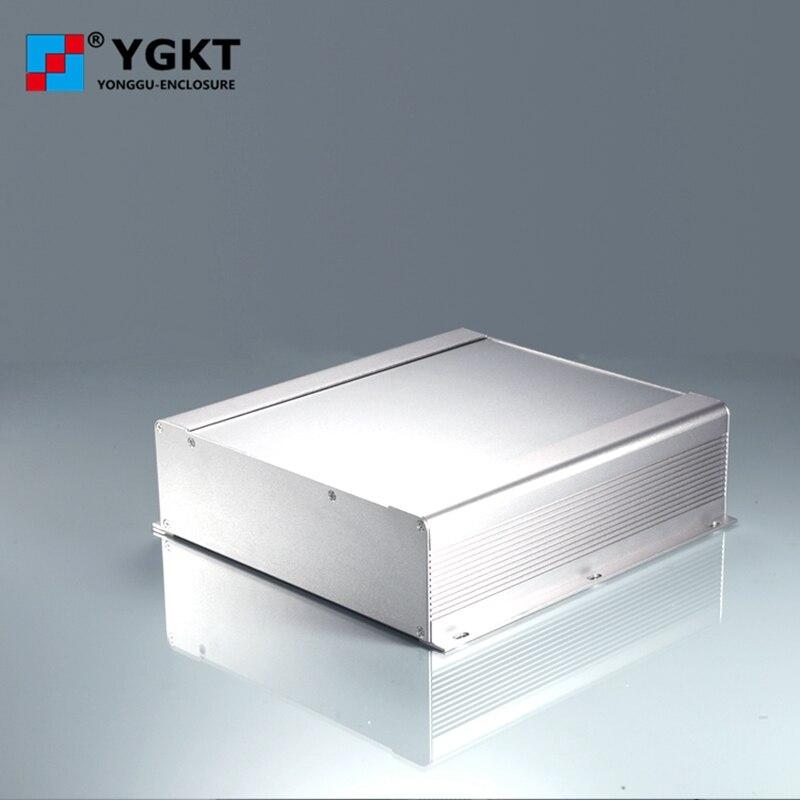 250-73.5-250mm (W-H-L) oem pcb boîtier en Aluminium extrudé/contrôleur d'inverseur boîte en Aluminium extrudé/boîtier en métal