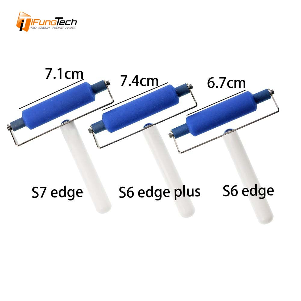 For Samsung S6 edge S6+ plus edeg S7 edge Roller patch roller peritoneal post OCA film roller bulldozed flat tir image