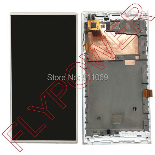 FOR iNew V7 LCD Display +digitizer touch Screen Assemblely White by free shipping