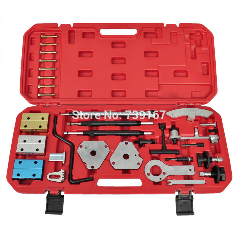 Car Engine Camkshaft Locking Timing Repair Garage Tools For Fiat Alfa Romeo 145/146/147/155/156 1.4/1.6/1.8/2.0 ST0129 winmax 19 pc engine timing locking set professional automobile repair tools wt04788