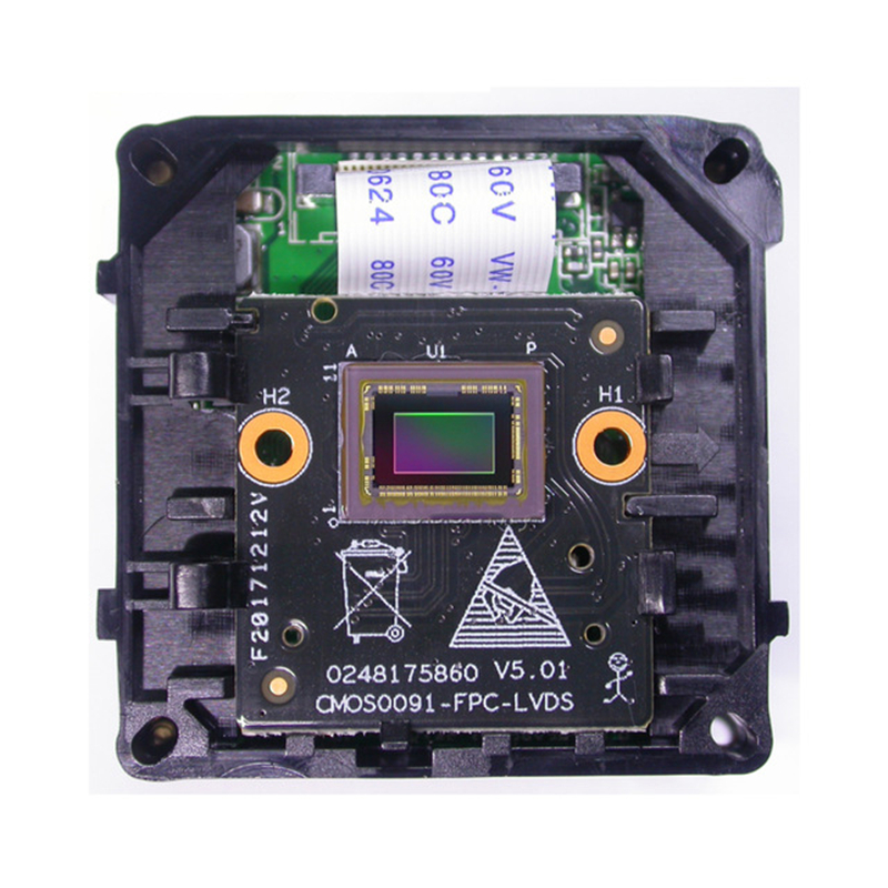 2 Pieces 2MP Starlight IP Camera Chipset HI3516EV100+Sony IMX291 Camera PCB Board Color Night Vision Security Camera Module