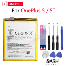 Get more info on the ONEPLUS Original Phone Battery For OnePlus 5 / 5T A5001 A5010 BLP571 3210/3300mAh High Quality Replacement Batteries Free Tools