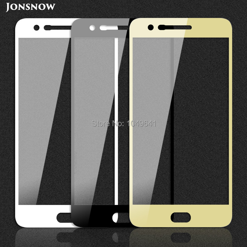 JONSNOW Tempered Glass For LG K7 2017 X230 X230K 2.5D Full Screen Film Screen Protector Covered Explosion-proof 5 Inch