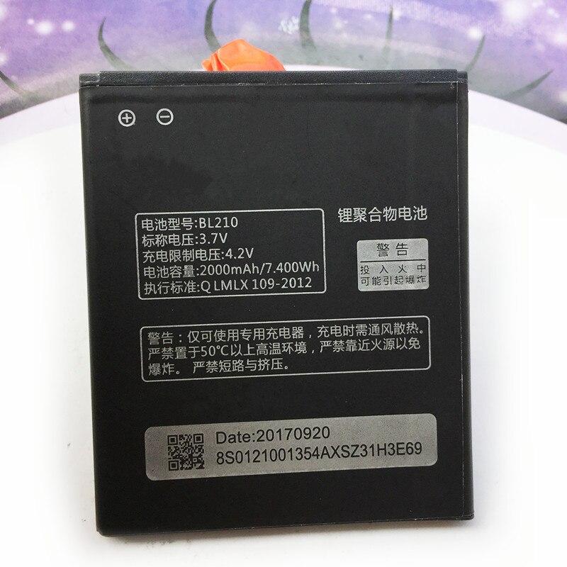 Runboss Newest High Quality BL210 For <font><b>Lenovo</b></font> <font><b>A536</b></font> A606 S820 S820E A750E A770E A656 A766 A658T S650 Mobile Phone <font><b>Batterie</b></font> 2000mAh