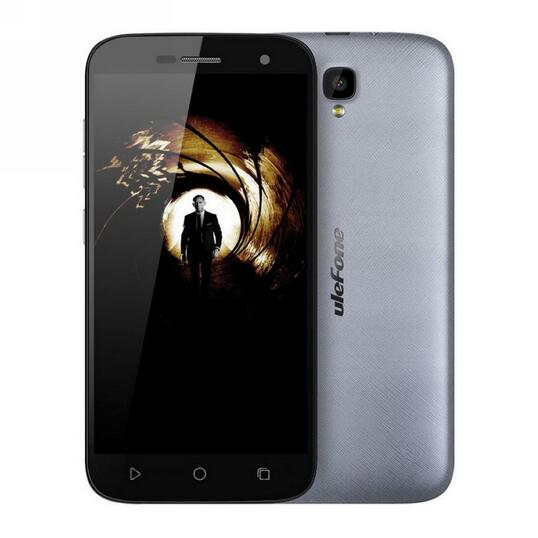 New Ulefone U007 5 0Inch 2300mAH HD Screen Android 6 0 Mobilephone MTK6580A Quad Core 1GB