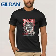 GILDAN Laika The Space Dog T Shirt - Japanese Japan Retro Soviet USSR CCCP Kawaii
