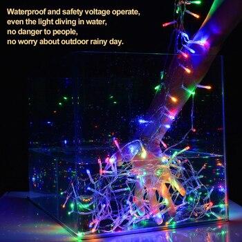 ستائر بمصابيح LED وسلسلة بطول 3 متر × 3 متر ستائر متدلية على شكل جليد لأعياد الميلاد في الأماكن المغلقة وفي الهواء الطلق إضاءة خيالية لحفلات الز...