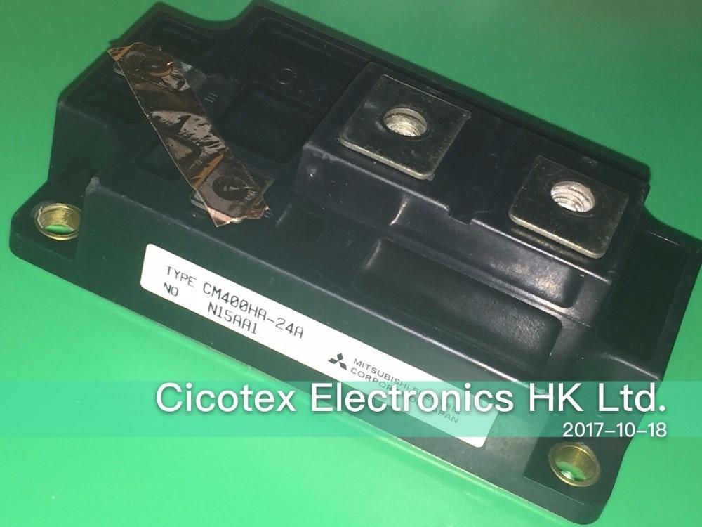 CM400HA-24A IGBT MODULE IGBT MOD SGL 1200V 400A A SERIES CM400HA24A skm300gar123d 300a1200v igbt chopper module