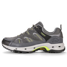 HUMTTO Mens Autumn Outdoor Hiking Trekking Shoes Sneakers For Men Sport Hunting Camping Mountain Tracking Man