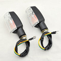 2 pcs/pair Motorcycle Turn Signals Light For Honda CB400 CB1300 CB 400 CB 1300 Not LED Lights Indicators Flasher motocicleta