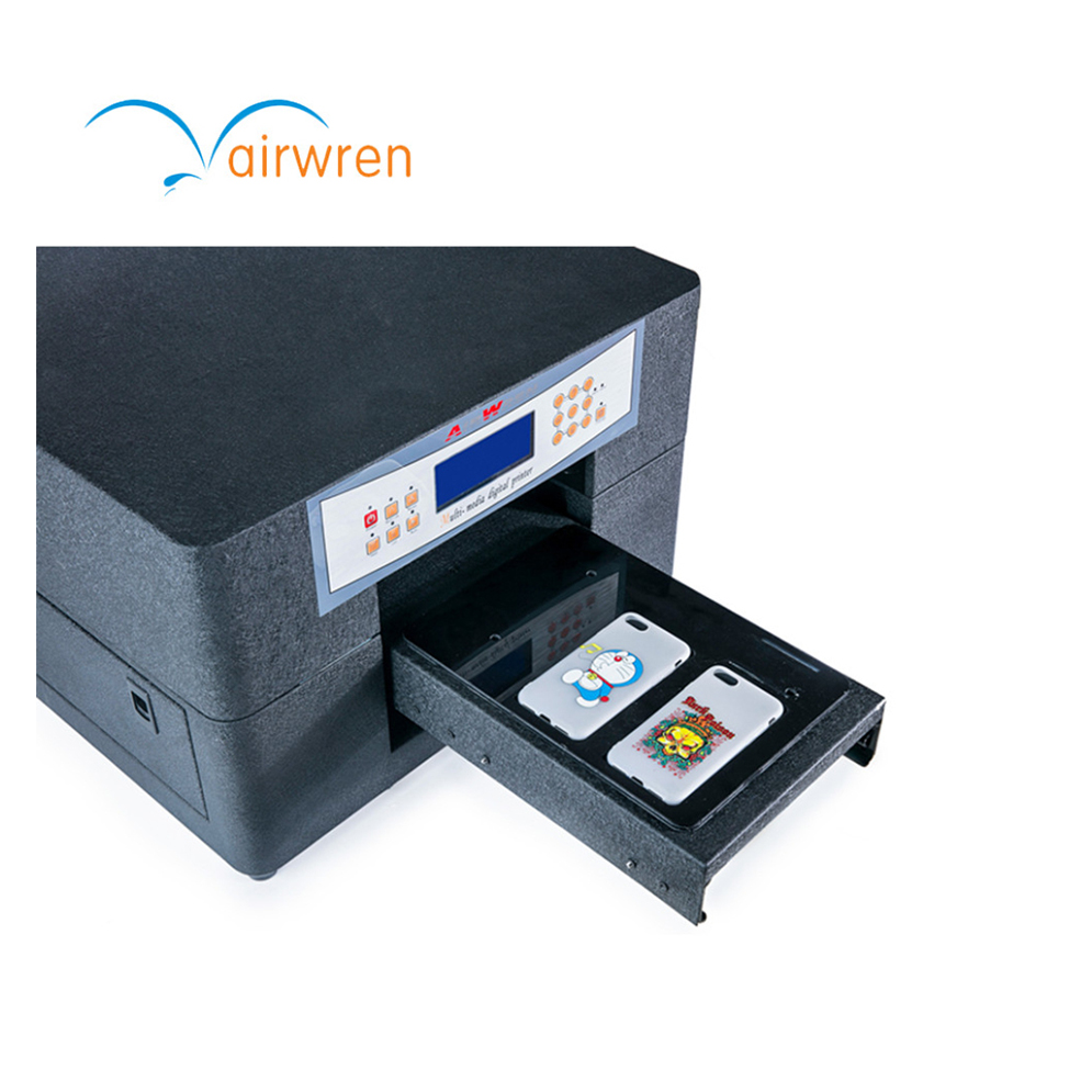 Inkjet PVC card trays for Airwren AR LED Mini4 printers need to be customized