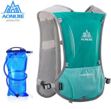 AONIJIE New Outdoor Running Water Hydration Backpack Hiking Cycling Lightweight Sport Bag With Bottle Holder 1.5L Water Bag