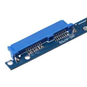 Micro SATA 7+6 Male to SATA 7+15 Female Adapter Serial ATA Converter for Lenovo 310 312 320 330 IdeaPad 510 5000 Circuit Board