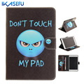 Shell for iPad Pro air 3 9.7 PU Leather Case Cover for ipad 2 3 4 5 6 / Air 2 Coque Fundas for IPAD mini 1 2 3 4 Wallet 7.9 inch