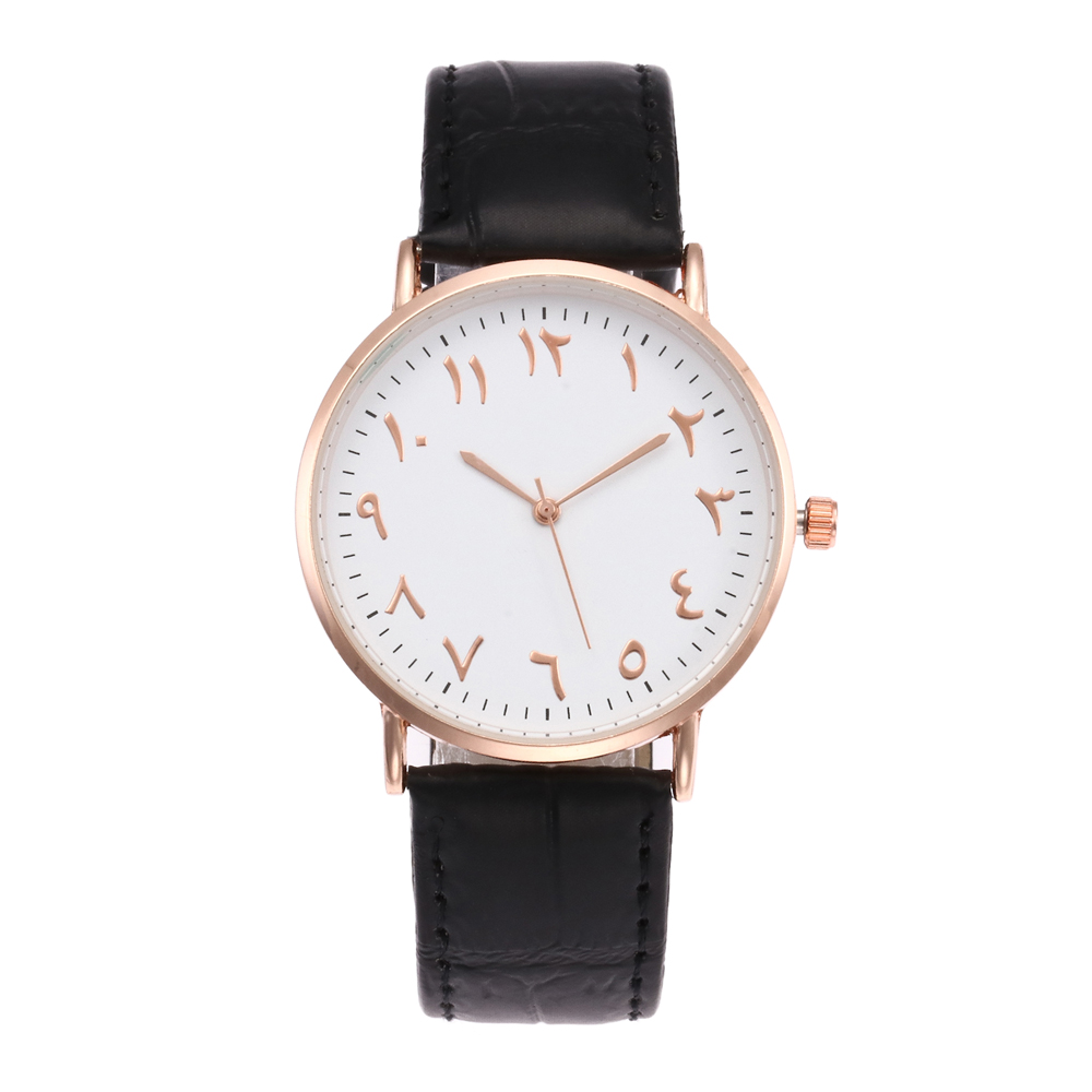 2018 Fashion Arabic Numbers Women Watch Top Brand Luxury Leather Quartz Wristwatch Lady Dress Watch Relogio Feminino Reloj Mujer classic simple star women watch men top famous luxury brand quartz watch leather student watches for loves relogio feminino