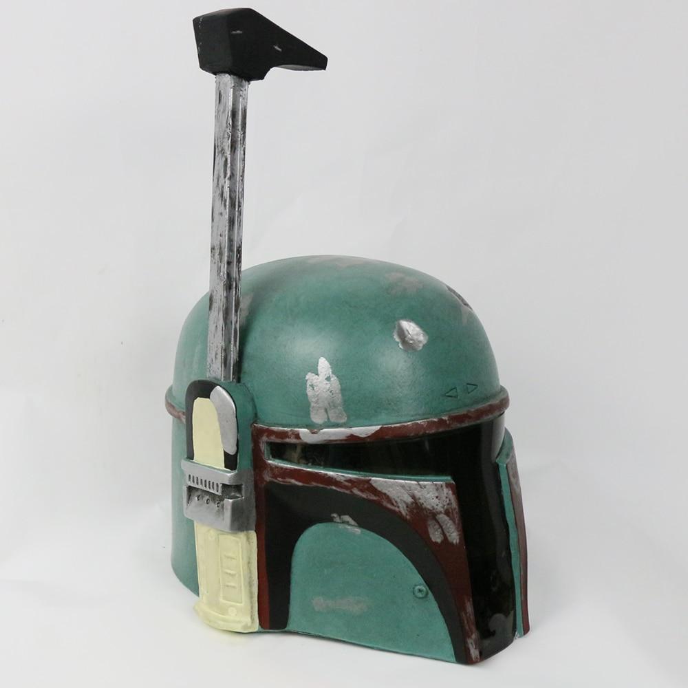 Helmet Star Wars Boba Fett Bounty Hunter Hat Boba Fett Helmet Halloween Helmet Mask (6)